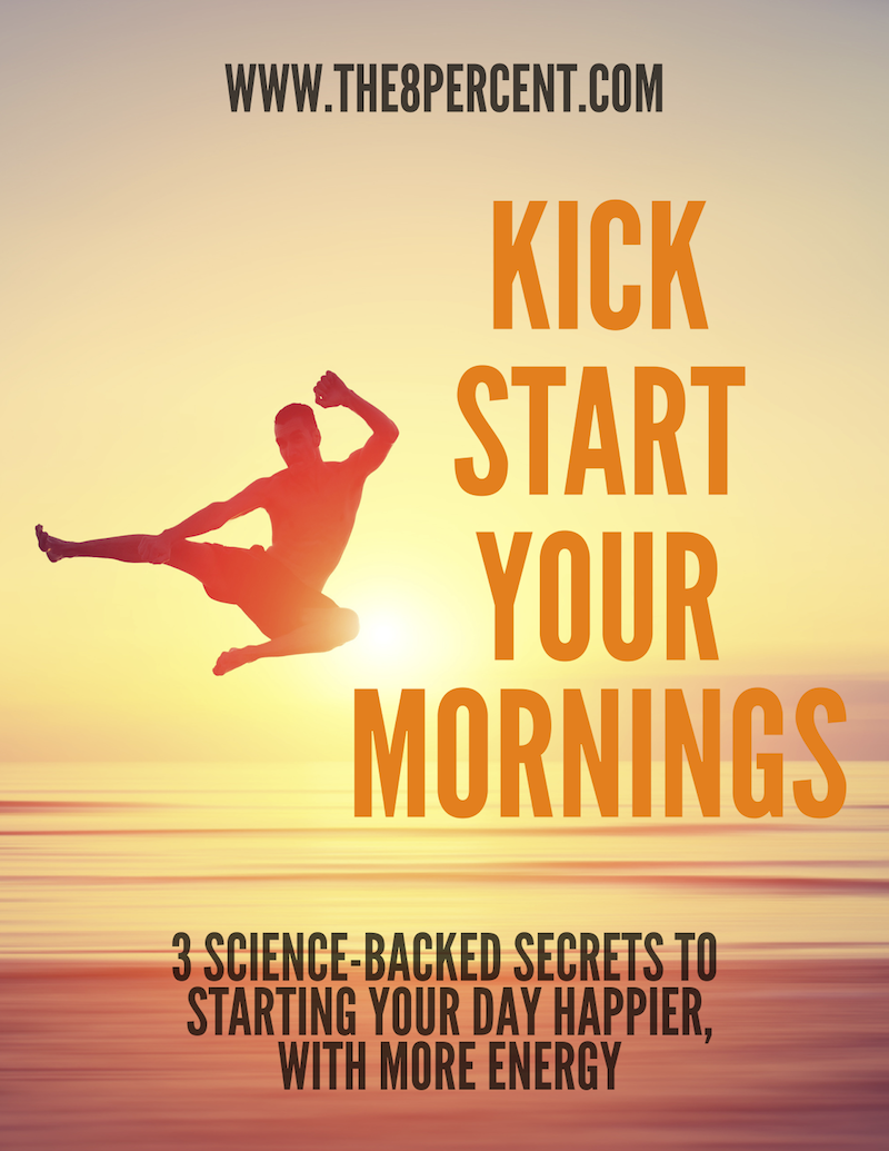 Kickstart Your Mornings Cover