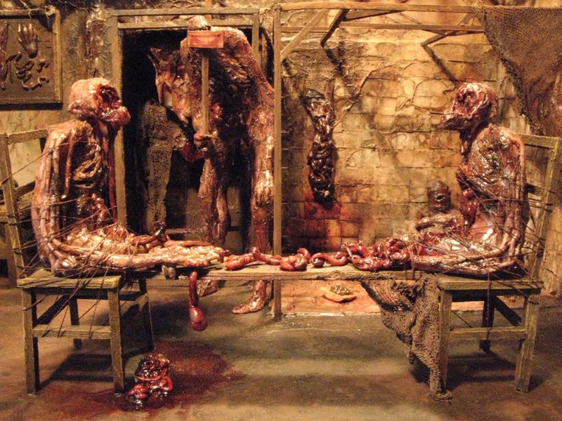 Mark Powell S Dream Dioramas Are The Stuff Of Nightmares